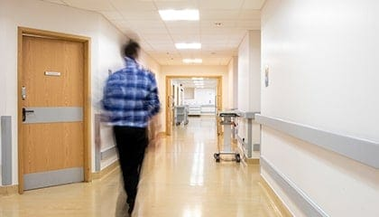 Changing hospitals
